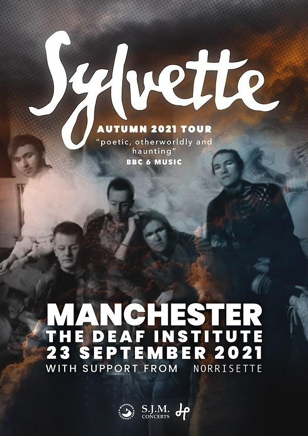 Sylvette with support from Norrisette at Deaf Institute Manchester