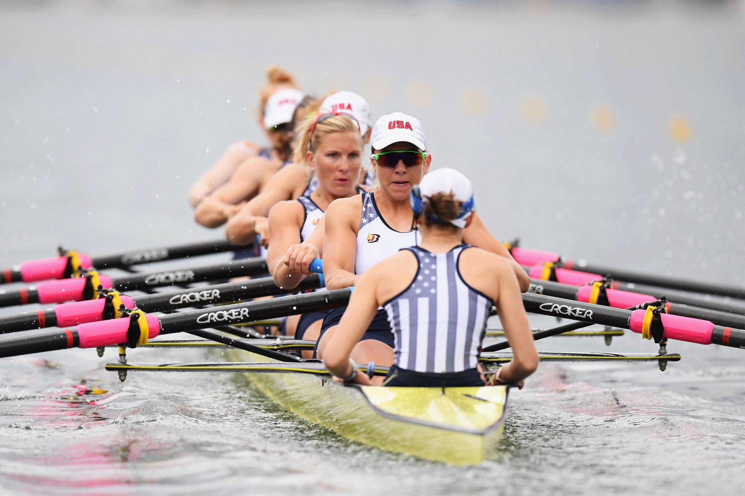 Women's Olympic 8