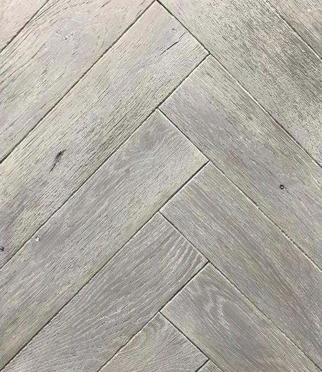 Rubio Precolor and Oil on Herringbone French Oak