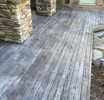 Before Ipe Deck