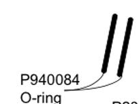 P940084 O-ring (bag of 10)