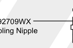 P9992710WX Screw-In-Gland
