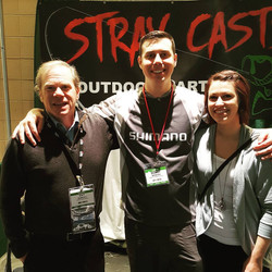 Pat, Bobby, Kristen straycasts