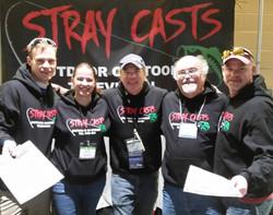 Stray Casts Crew