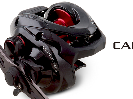 Shimano Caenan 150… The best baitcaster under $100