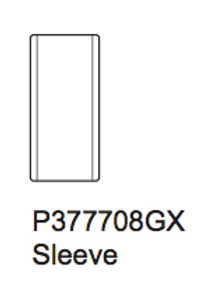 P377708GX Sleeve