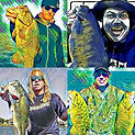 Bass fishing Talk Show