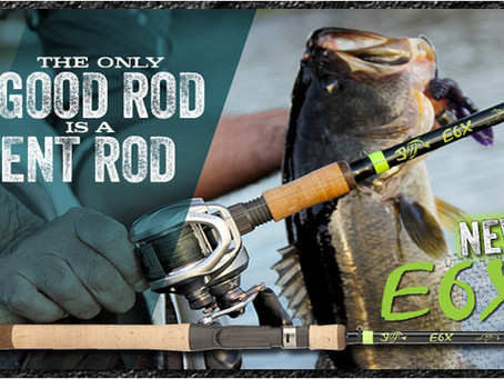 "G Loomis E6X Rod Preview and ""Loomifcation"""
