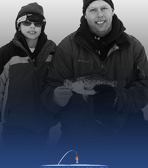 Ice fishing events: Really good weekend for it