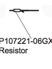 P107221-06GX Resistor