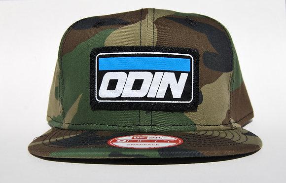 ODIN Camo Snap Back Hat