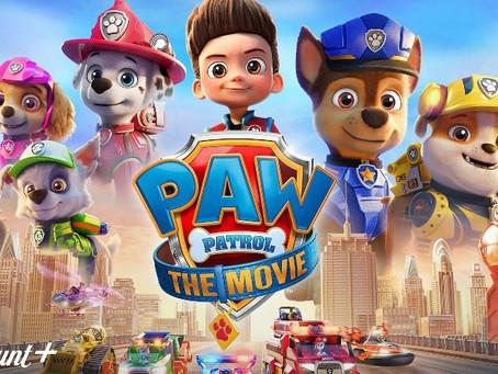 Paw Patrol: 2021's Most Political Movie