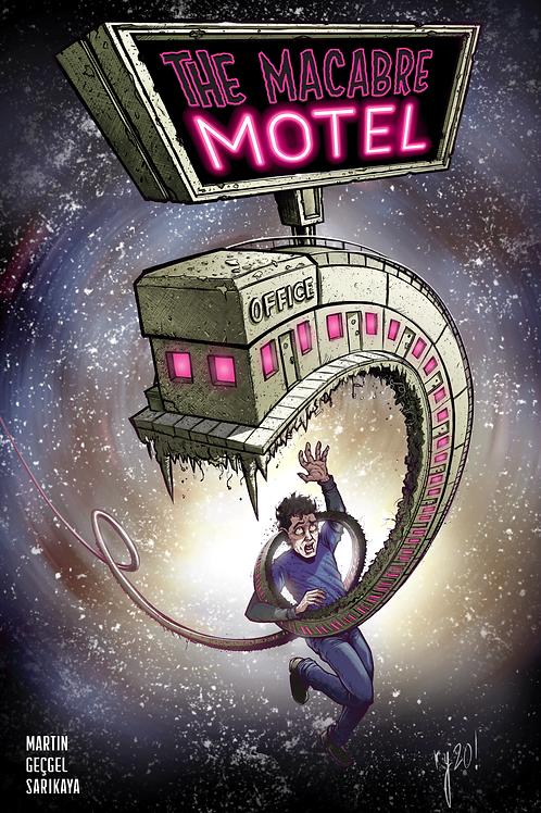The Macabre Motel (print)