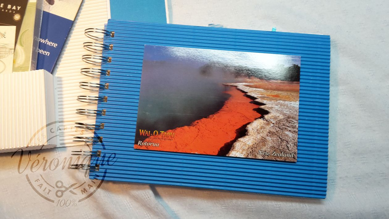Album Road Book