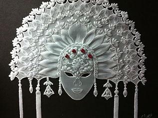 Paper embossing gallery - Veldany Creations