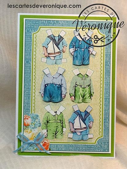 Garde-robe d'antan / Vintage dressing room