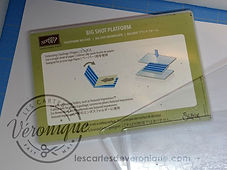 Technique d'utilisation des plioirs de gaufrage Stampin'Up® / Technical use of Stampin'Up® Embossing folders