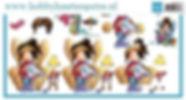 Exemple de feuille de carterie 3D Mariane Design / Example of a Marianne Design 3D cardboard sheet