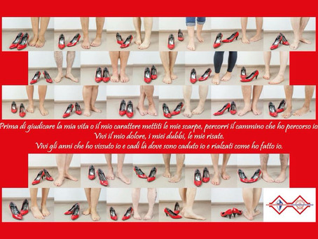 """Giornata mondiale contro la violenza sulle donne e di genere: progetto """"Scarpe Rosse"""""""