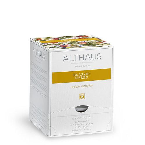 Classic Herbs | Традиционные Травы | Чай AlTHOUS