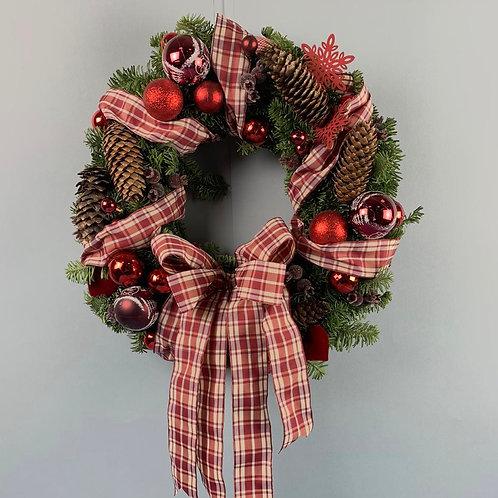 Рождественский венок №2