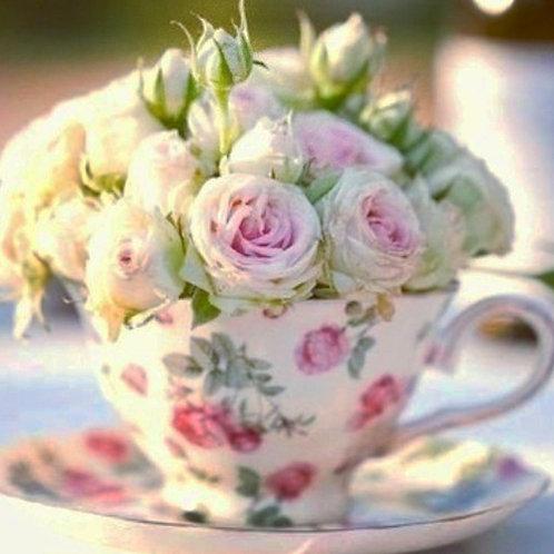 Чашка с Цветочным настроением