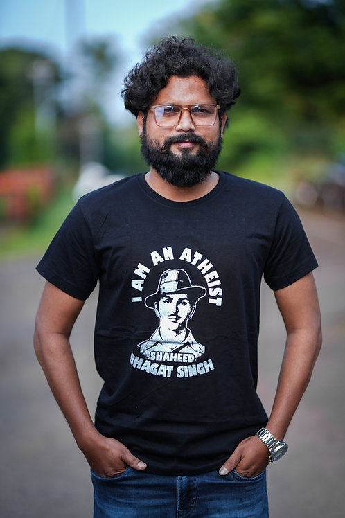 I am an atheist - Bhagat Singh