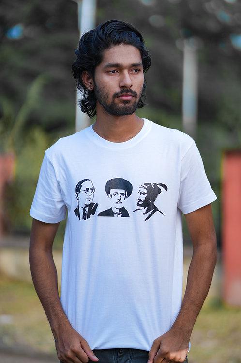 Dr. Ambedkar, Phule, Shivaji