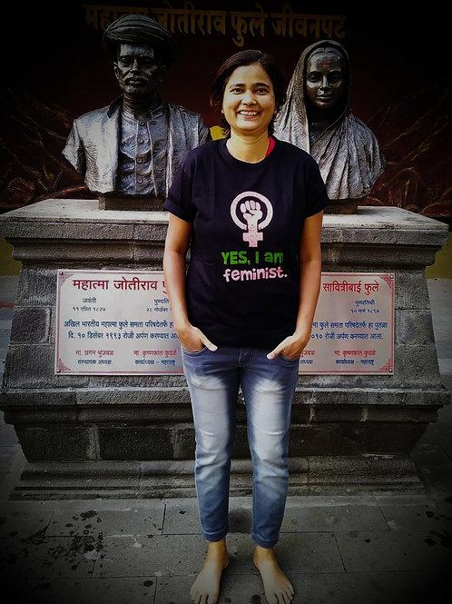 Yes I am Feminist