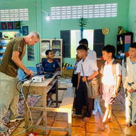 Rotarians Giving Back