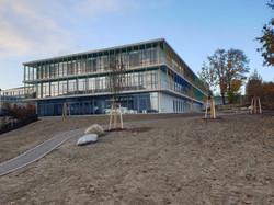 Bauleitung-Neubau GMS Kraichtal