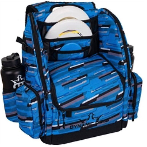 DD Commander Backpack Velocity Blue