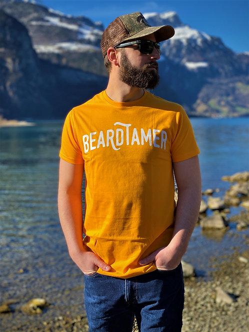 Beardtamer Classic T-Shirt - Apricot
