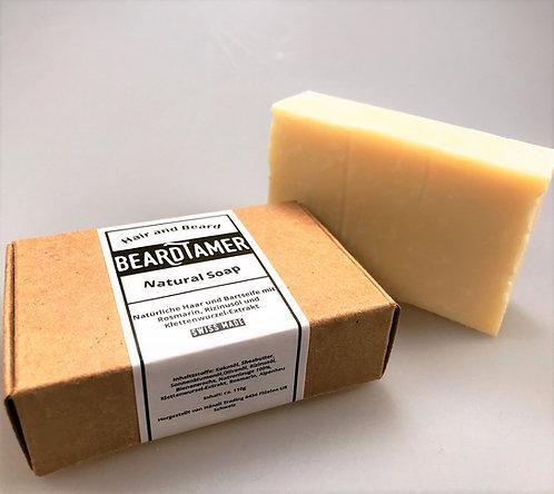 Beardtamer Natural Soap