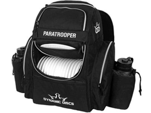 DD Paratrooper Backpack Black