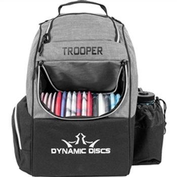 DD Trooper Backpack Grey