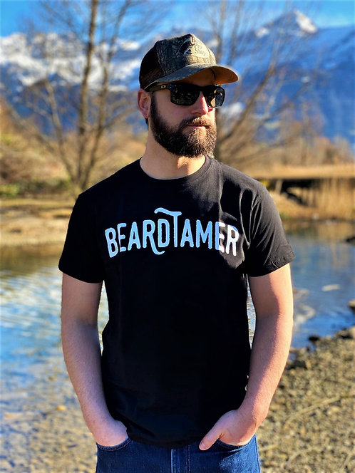 Beardtamer Classic T-Shirt - Black