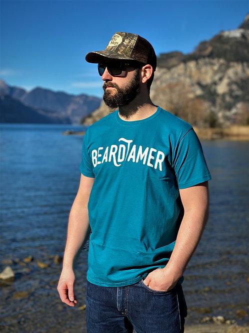 Beardtamer Classic T-Shirt - Petrol