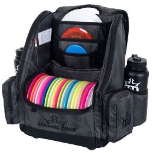 DD Commander Backpack Graphite Hex