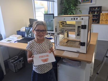 Magic Candy Factory - Snoep printen!