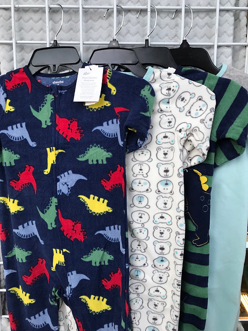 Size 4 Boys BRAND NEW Absorba pajamas in various styles