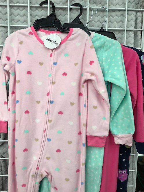 Size 5 NEW Absorba pajamas (various styles available)