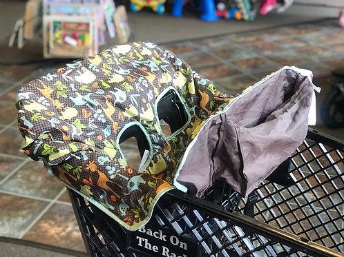 Shopping Cart Cover (Safari)