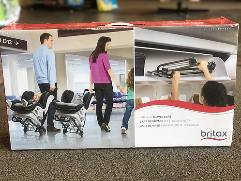 NEW Britax Car Seat Travel Cart