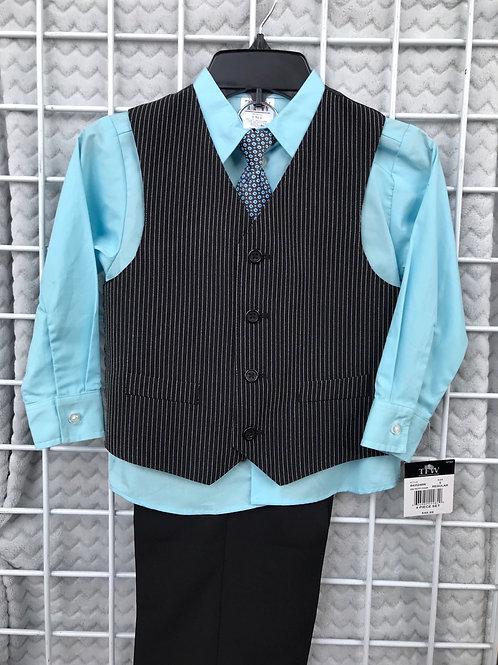 Size 5 Brand new 4 piece suit