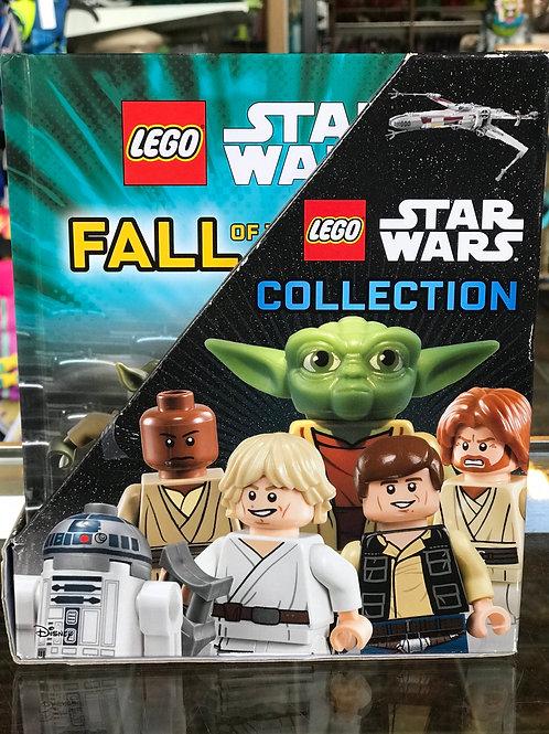 LEGO Star Wars 10 book set