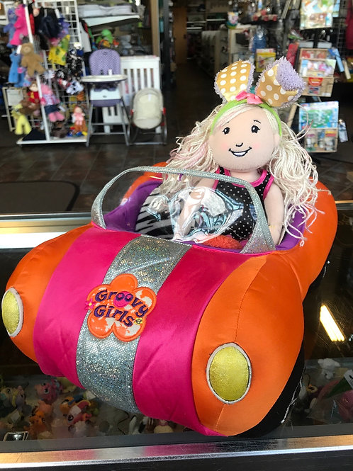 Groovy Girls car and doll