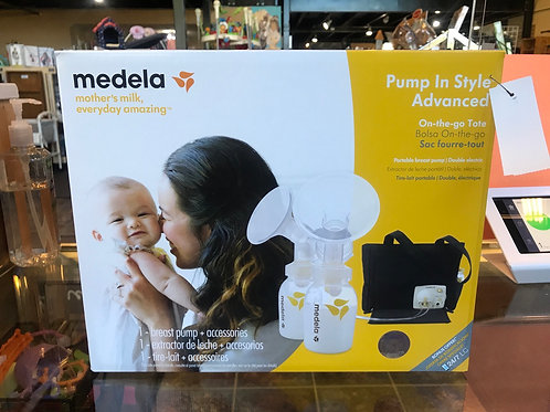 NEW Medela pump in style Advanced