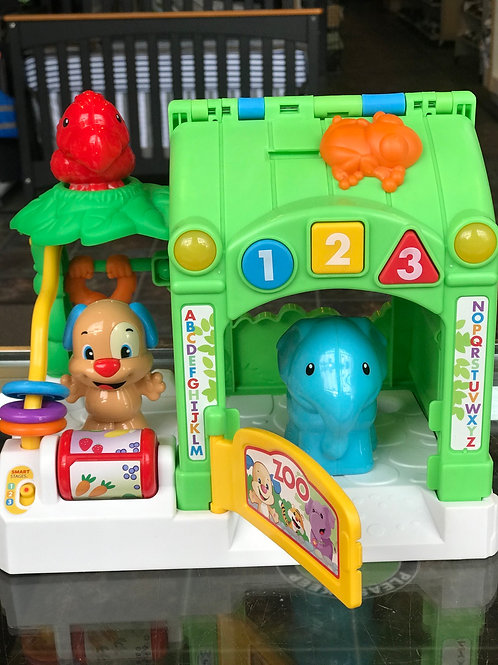 Fisher-Price laugh and learn smart stages zoo