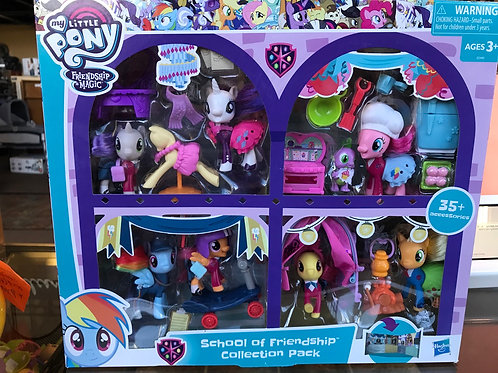 My little pony friendship is magic collection pack -Brand New
